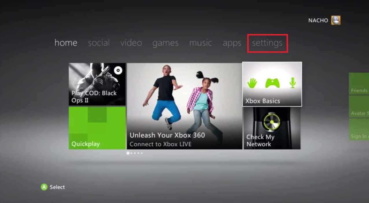 xbox 360 da xbox live i in port ayarlar
