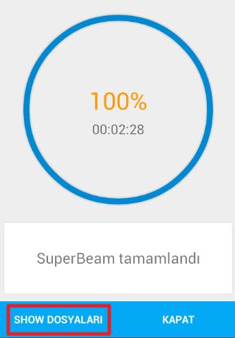 SuperBeam-19