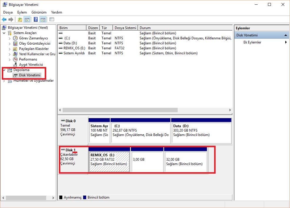 virtualbox ta usb s 252 r 252 c 252 den boot nas箟l edilir teknodestek