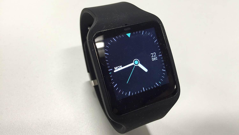 Sony Smart Watch 3 3