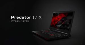 Acer Predator 17x , Acer Predator 17x Fiyatı, Acer Predator 17x Özellikleri, Predator 17x, Acer