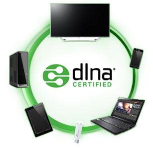 dlna-certified