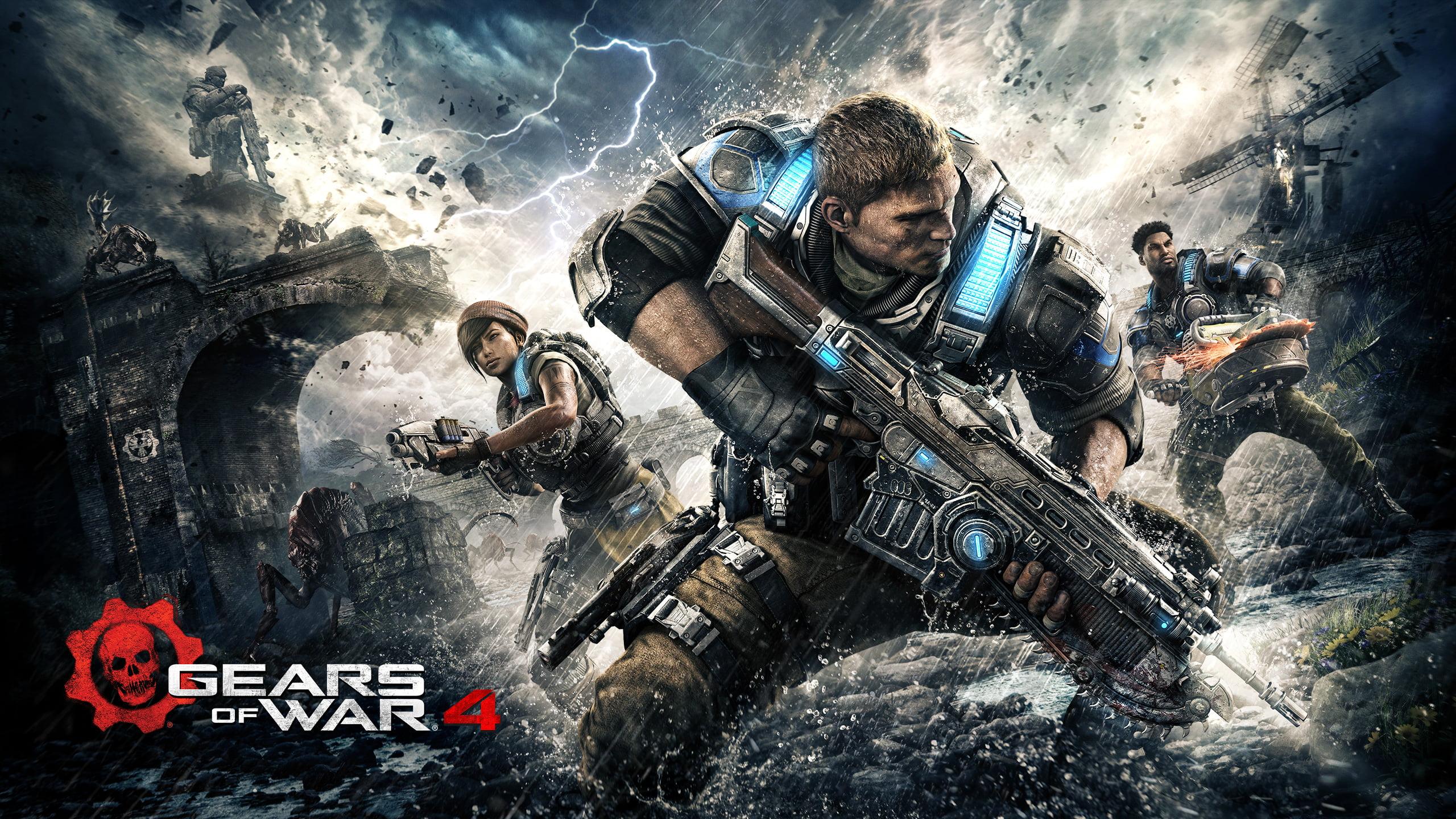 4k gears of war - photo #11