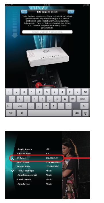 Tivibu Ev Tablet Uygulaması resim 13