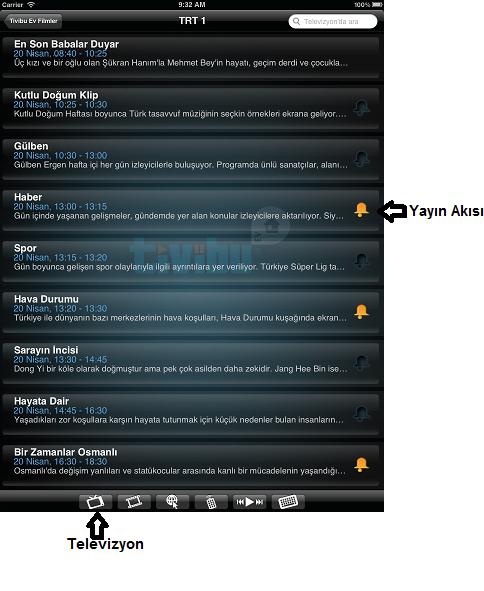 Tivibu Ev Tablet Uygulaması resim 4