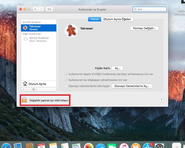 apple id değiştirme 2