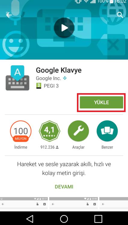 google-klavye-1