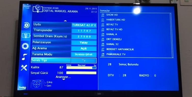 beko-arcelik-dahili-uydulu-led-tv-frekans-ayarlama-4