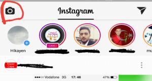 Instagram'da Nasıl Canlı Yayın Yapılır? (Resimli Anlatım)