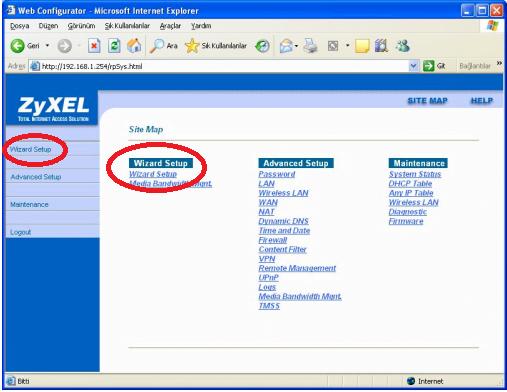 P-660ru-t1v2 no menus after firmware update