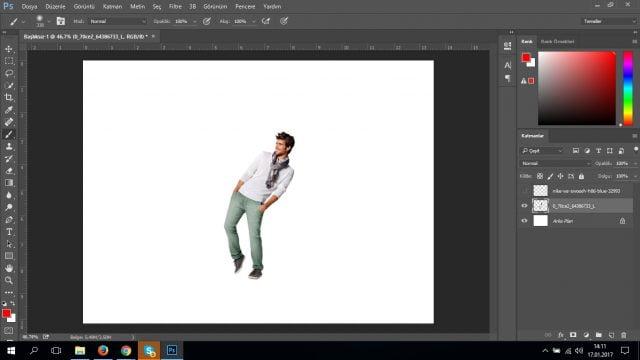 Photoshop CC Layers Kullanımı (Resimli Anlatım)