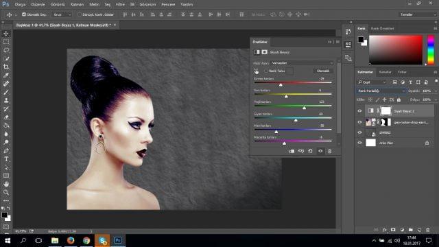 Photoshop CC Basit Manipulasyon Nedir ve Nasıl Yapılır? (Resimli Anlatım)