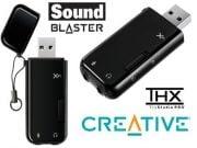 Notebook ve PC'ler için Taşınabilir USB Harici Ses Kartı: Sound Blaster X-Fi Go! Pro Özellikeri