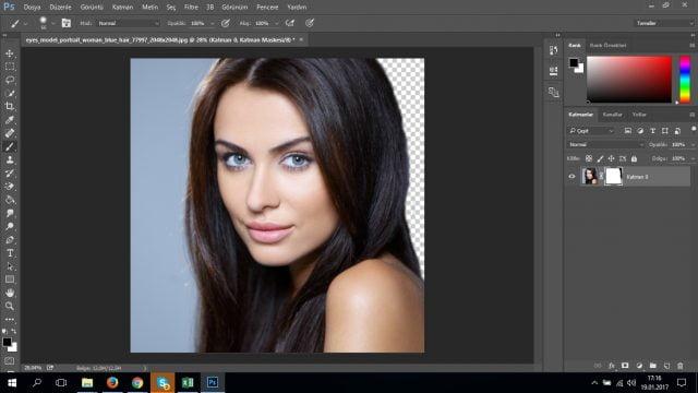 Photoshop CC Arka Plan Nasıl Temizlenir? (Resimli Anlatım)