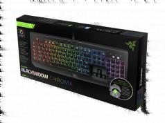 Razer'ın Yeni Oyuncu Klavyesi 'Razer BlackWidow Chroma V2' Tanıtıldı