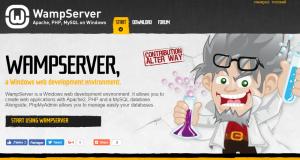 Windows Üzerinde WampServer ile Local Web Server (Sunucu) Kurulumu (Resimli Anlatım)