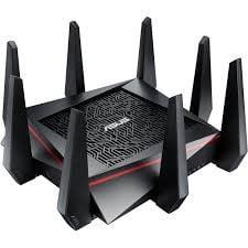 Asus Router, Asus AC5300, Asus AC5300 özellikleri, Wi-Fi Router, Qos Asus, Asus AC5300 özellikleri, Asus AC5300 fiyatı, Asus AC5300 teknik özellikleri, 8 antenli Asus AC5300, Asus AC5300