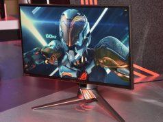 3D Teknolojili 'Asus ROG Swift PG248Q' Full HD Oyuncu Monitörü