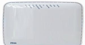 ZTE ZXHN H267N MODEM KURULUMU ve KABLOSUZ AYARLAR (RESİMLİ ANLATIM)