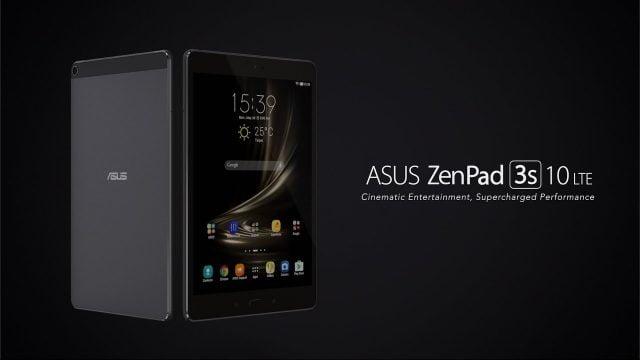 6-Çekirdek İşlemciye Sahip 'Asus Zenpad 3S 10 Z500KL' Özellikleri