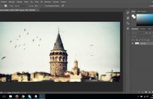 Photoshop CC Bulanıklaştırma Yöntemleri Nelerdir ve Nasıl Yapılır? (Resimli Anlatım)