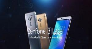 8-Çekirdek İşlemcili 'Asus ZenFone 3 Laser ZC551KL' Özellikleri ve Fiyatı