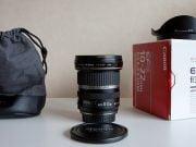 Süper Geniş Açılı 'Canon EF-S 10-22mm f/3.5-4.5 USM Objektif' Özellikleri ve Fiyatı