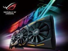8GB GDDR5X Bellekli 'ASUS ROG Strix GeForce GTX 1080' Ekran Kartı Özellikleri ve Fiyatı