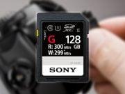 Sony'den, Dünyanın En Hızlı 'SD Kart' Serisi