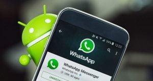 'WhatsApp 2.17.10' Sürümüyle Birlikte Gelen Yenilikler