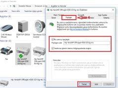 Windows 10'da Yazıcı Paylaşımı Nasıl Yapılır (Resimli Anlatım)