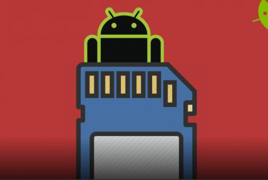 Android'de SD Kart Kullanımı ve Formatlama (Resimli Anlatım)
