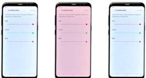 Samsung Galaxy S8' Kırmızı Ekran Sorunu ve Çözümü