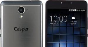 Casper'ın Giriş Seviyesi Yeni Akıllı Telefonu 'Casper VIA E2' Özellikleri ve Fiyatı
