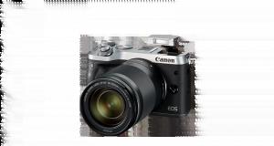 'Canon EOS M6' Fotoğraf Makinesi Teknik Özellikleri
