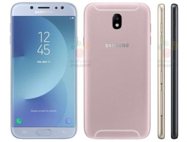 Samsung'un Giriş Seviyesi Yeni Akıllı Telefonu 'Galaxy J3 2017'