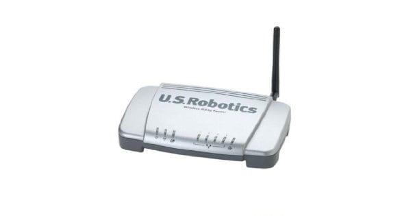 U.S.Robotics 0560' Kablosuz Ağ Ayarları (Resimli Anlatım)