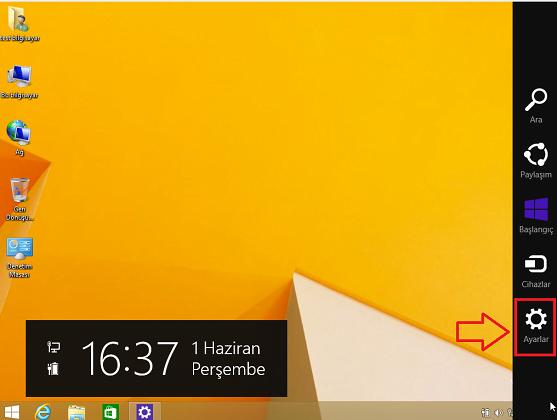 Windows 8.1' Parolası Nasıl Tamamen Kaldırılır? (Resimli Anlatım)