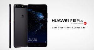 Huawei'nin Yeni Amiral Gemisi 'P10 Plus' Özellikleri ve Fiyatı