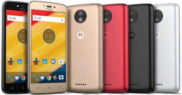 Motorola'nın Giriş Seviyesi Yeni Akıllı Telefonu 'Moto C' Özellikleri ve Fiyatı