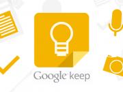 Google keep' ile Notlarınıza Her Yerden Erişin!