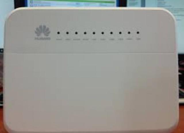 'Huawei HG658 V2' Port Açma (Resimli Anlatım)