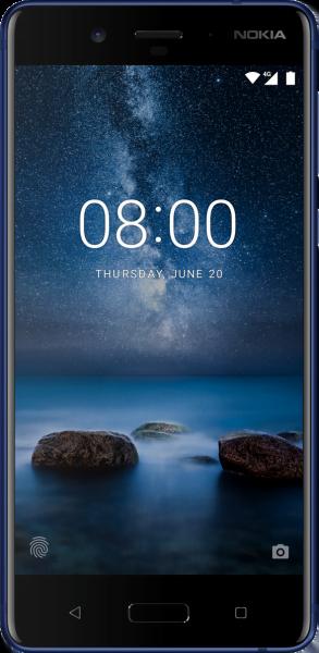 Karşınızda, Nokia'nın Yeni Amiral Gemisi 'Nokia 8'!