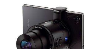 Telefonunuzu Kameraya Çeviren Lens: 'Sony Cyber-shot QX10'