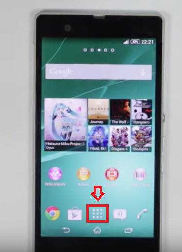 'Sony Xperia Z' İnternet Ayarları (Resimli Anlatım)