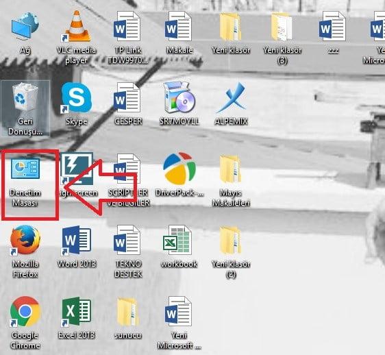 Windows 10 Yazı Tipi Ayarlarını Geri Yükleme (Resimli Anlatım)