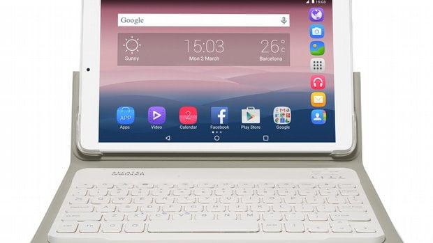 Alcatel'in Giriş Seviyesi Tableti 'Alcatel Pixi 3'
