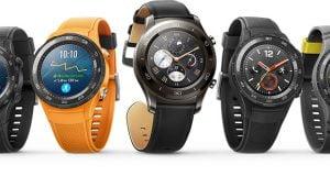 Huawei'nin Ödüllü Akılı Saati 'Huawei Watch 2'