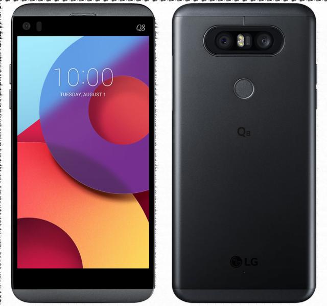 LG'nin Yeni Akıllı Telefonu 'LG Q8'