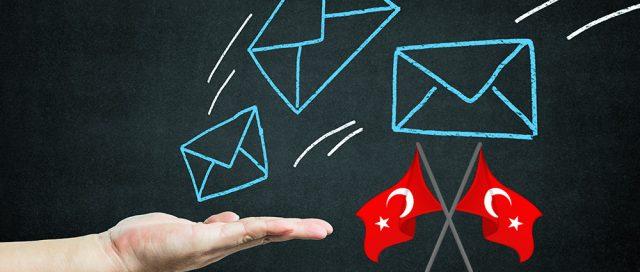 Yerli E-Posta Sistemi İçin Düğmeye Basıldı!